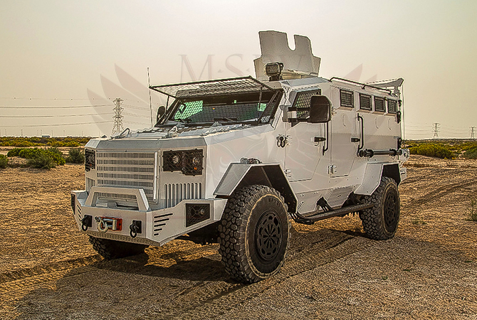 Armoured Personnel Carrier Morocco - panthera-f9