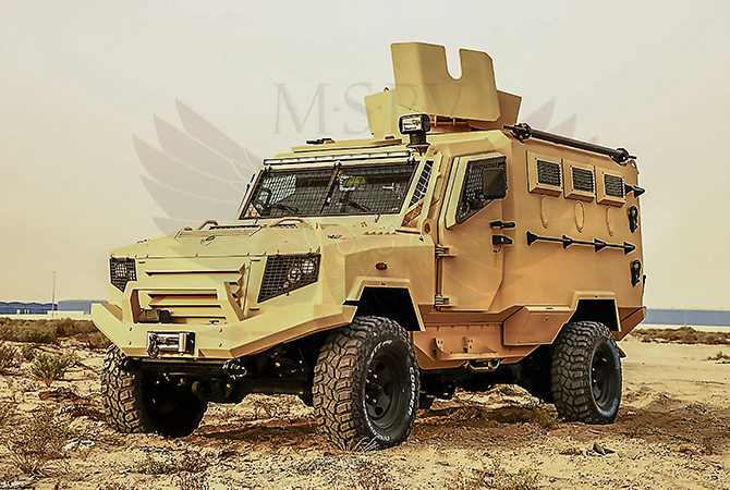 Armoured Personnel Carrier Morocco - panthera-t6