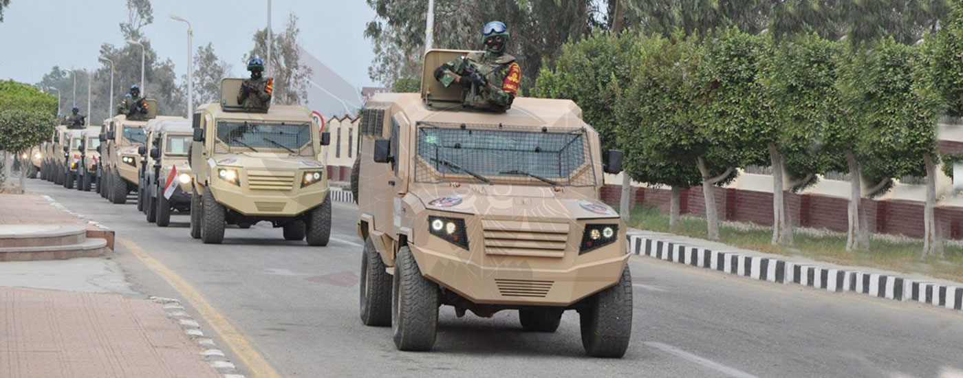 Armoured Personnel Carrier Morocco