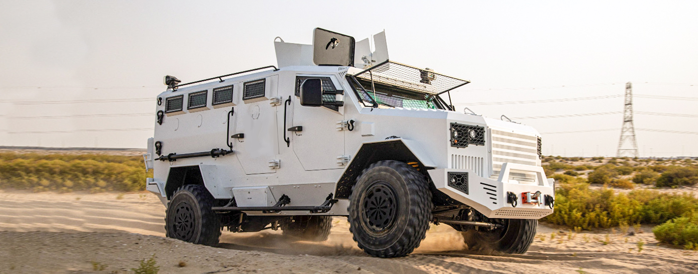 Armoured Personnel Carrier Morocco - Panthera F9
